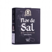 FLOR DE SAL ORIGINAL 100G - GONZALO