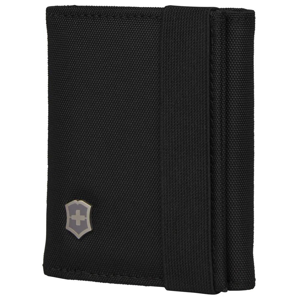 CARTEIRA T.A. 5.0 TRI-FOLD WALLET BLACK 610394 - VICTORINOX
