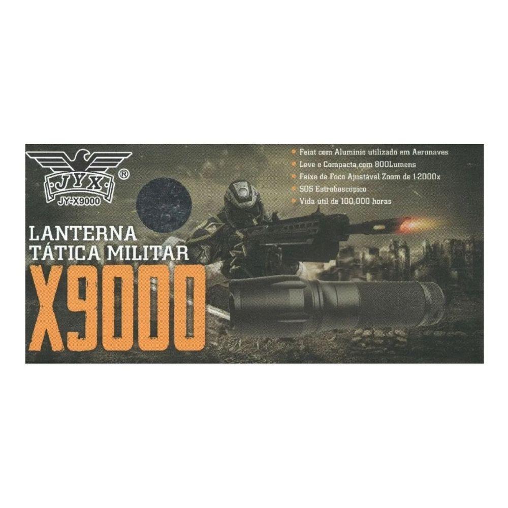LANTERNA JY-X9000 - JYX