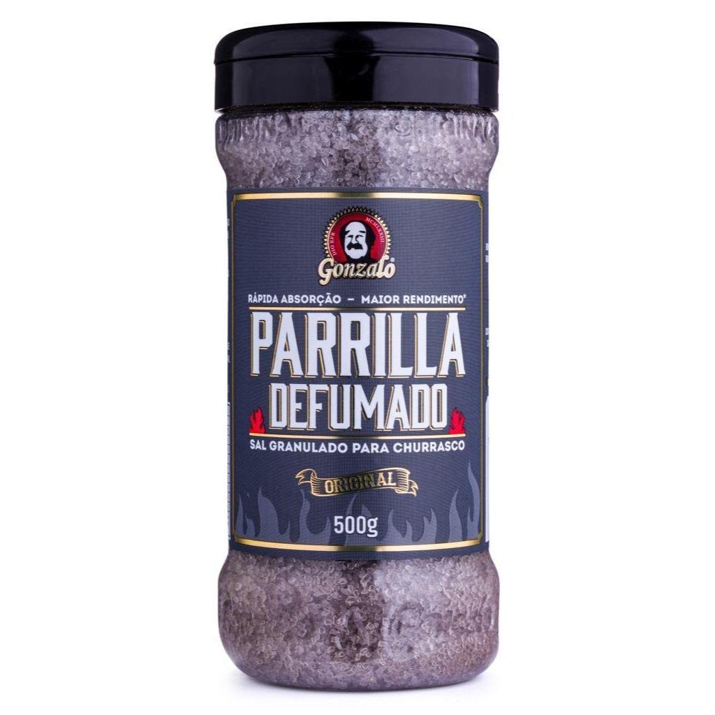PARRILLA DEFUMADA 500G - GONZALO