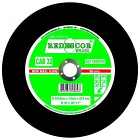 Disco de Corte 12x3/4 com 2 Telas - Redescor