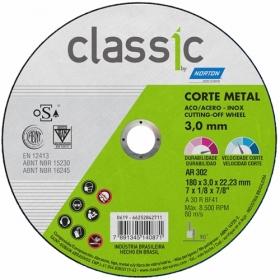 Disco de Corte Fino 4.1/2 - Norton Classic