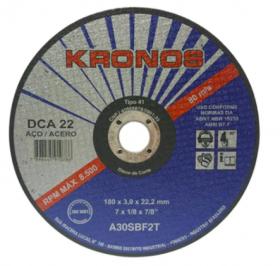 Disco de Corte Fino 7x1,6 Kronos