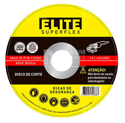 Disco de Corte 12x3/4 - Elite
