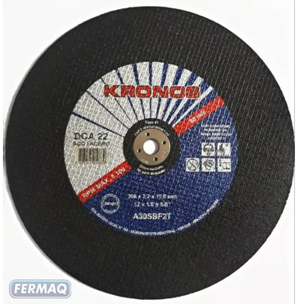 Disco de Corte 14x1 - Kronos