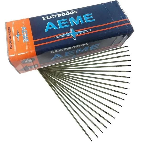 Eletrodo Aeme 7018 3,25mm - Caixa com 1kg