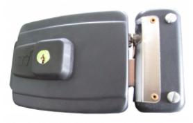 Fechadura Elétrica Titanium Reversível