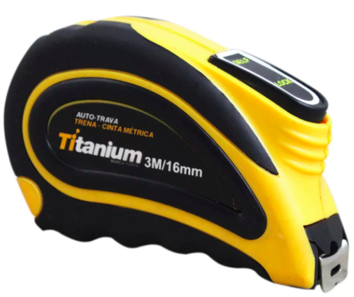 Trena Automática Titanium 3m X 16mm