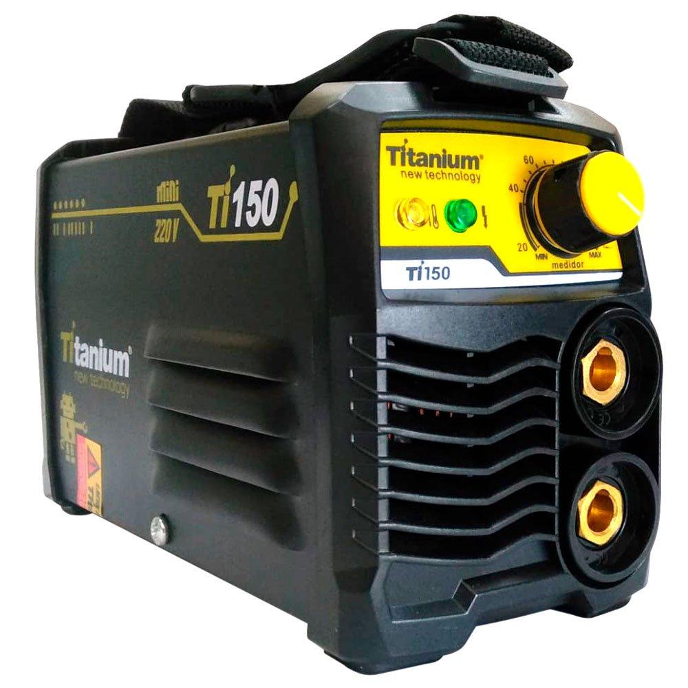 Máquina Inversora de Solda TI-150 120A 220V