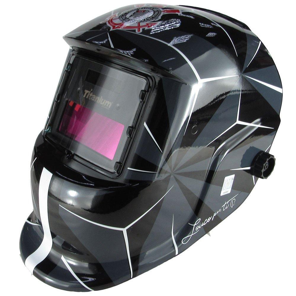 Máscara de Solda Automática Tonalidade 11 Fixa Corinthians 5540