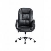 Cadeira Giratória Office President Preta