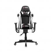 Cadeira Xtreme Gamers Maximum Preta e Branca