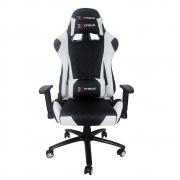 Cadeira XTreme Gamers Pro Preta e Branca