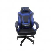 Cadeira XTreme Gamers Supra Preta e Azul