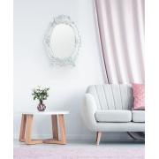 Espelho Branco 30x21,5cm