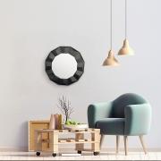 Espelho Preto 60x60x4cm