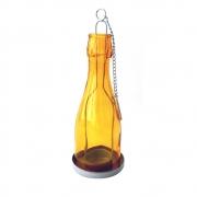Lanterna Decorativa Metal Joy Amarelo