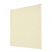 Persiana Evolux Horizontal PVC OFF - 1,40x1,30m - Bege