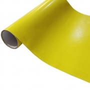Revestimento Autoadesivo Rolo com 2m - Amarelo