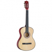 Violão Queen's Bege D137515 para Iniciante