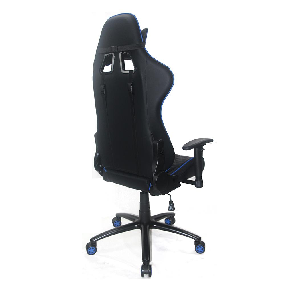 Cadeira XTreme Gamers Pro Preta e Azul
