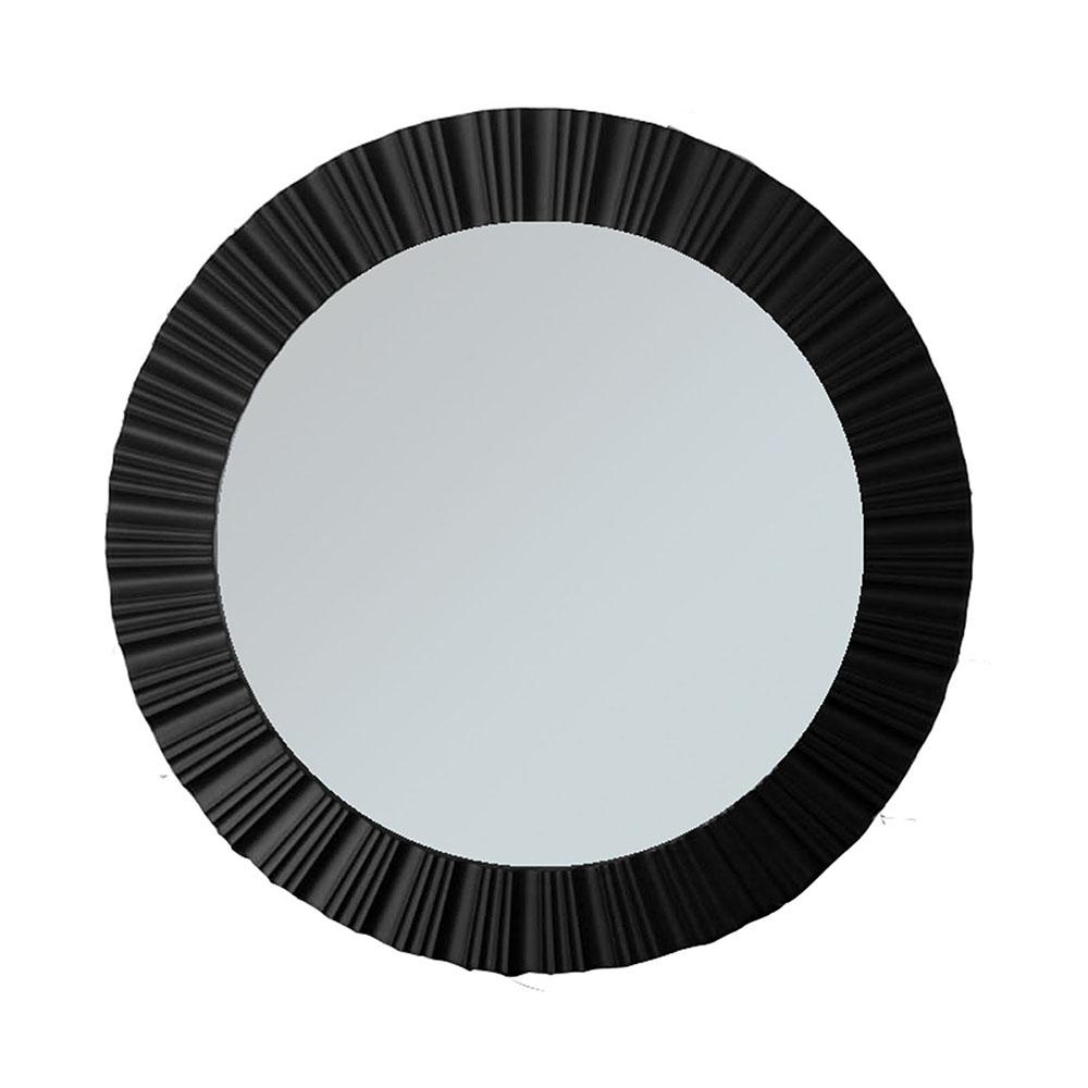 Espelho Preto 51x51x4 5 Cm