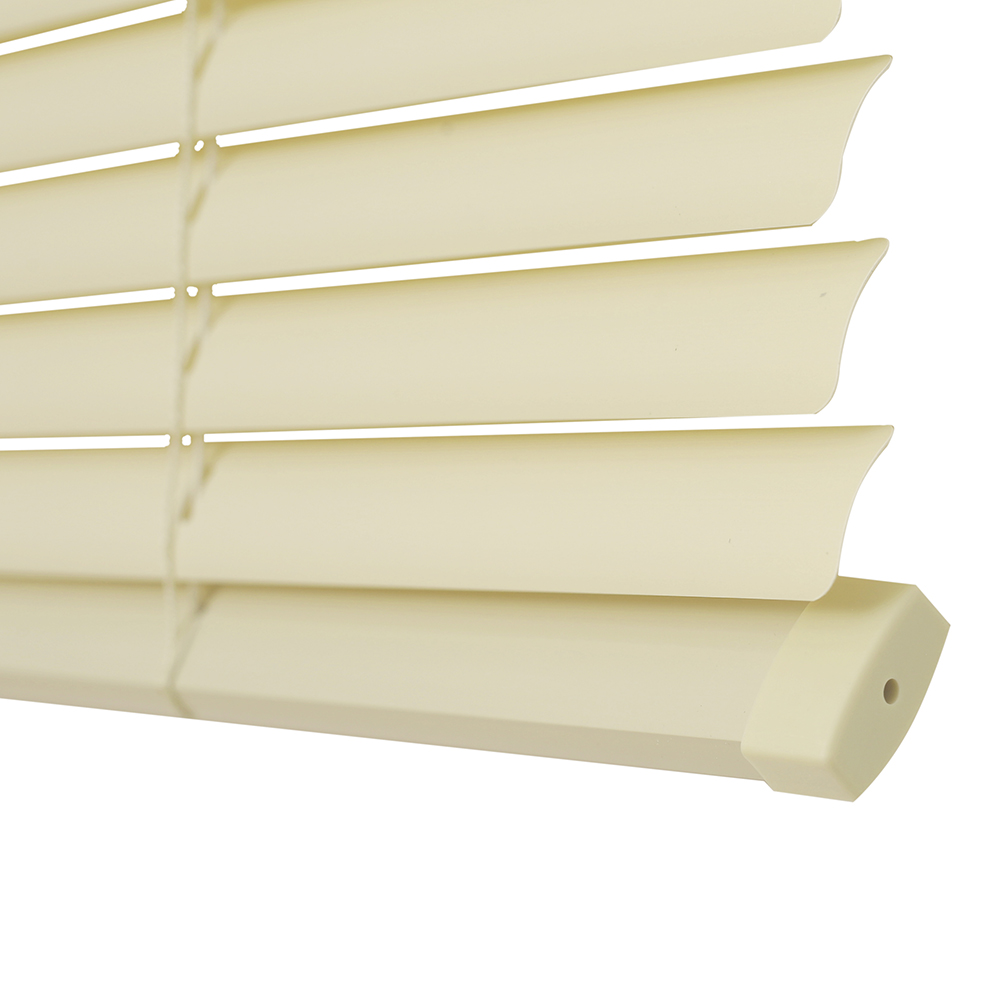 Persiana Evolux Horizontal PVC OFF - 1,60x1,30m - Bege