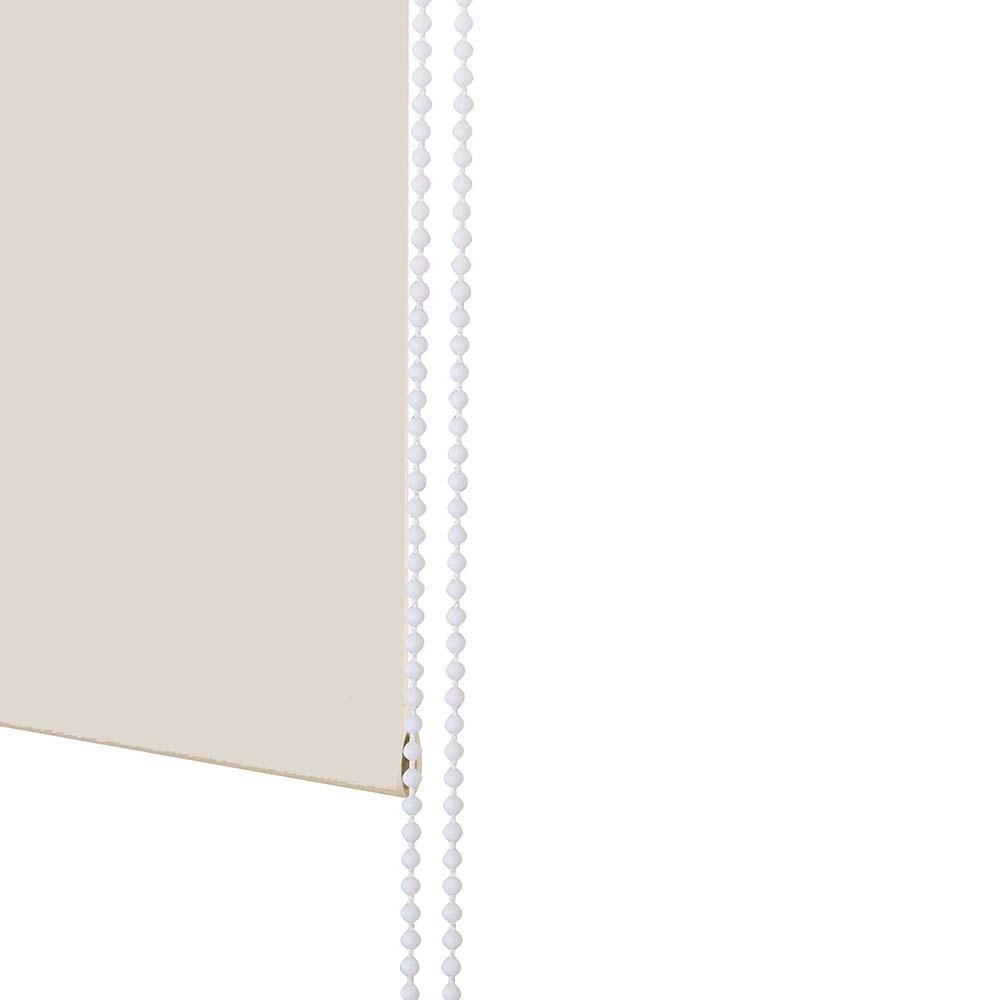 Persiana Evolux Rolô Blackout Nouvel - 1,60x1,60m Creme