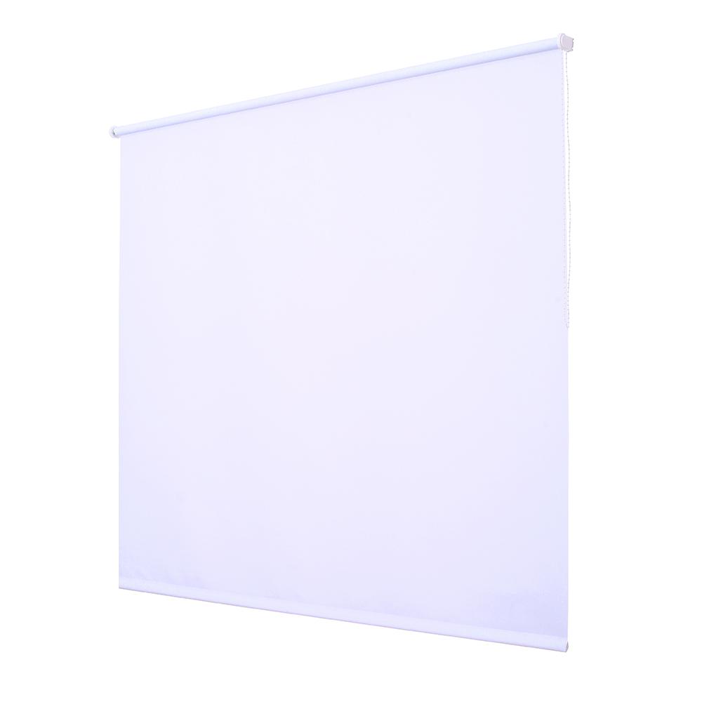 Persiana Evolux Rolô Toucher 1,40x1,40m - Branca