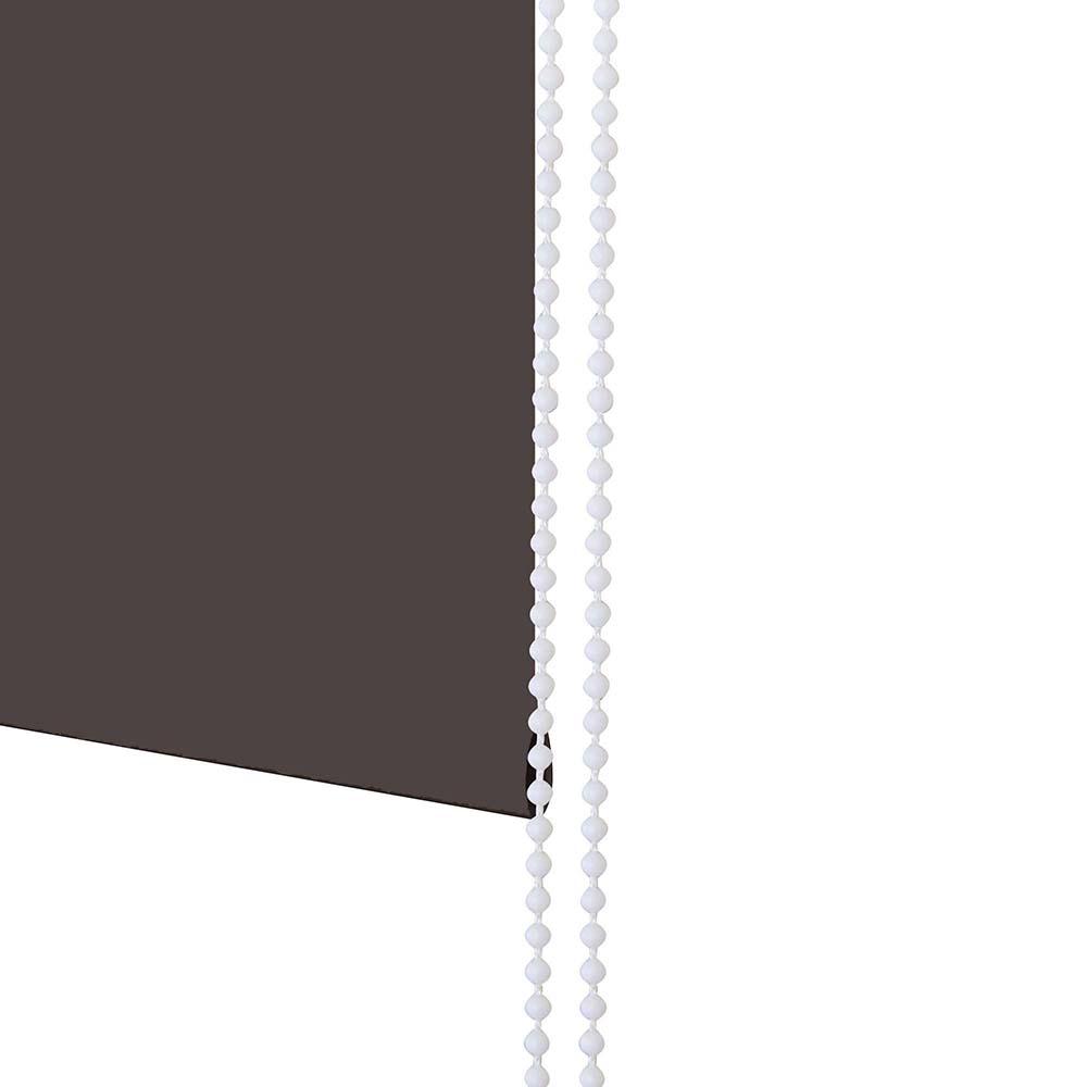 Persiana Rolô Blackout Nouvel - 0,90x0,80m - Chocolate
