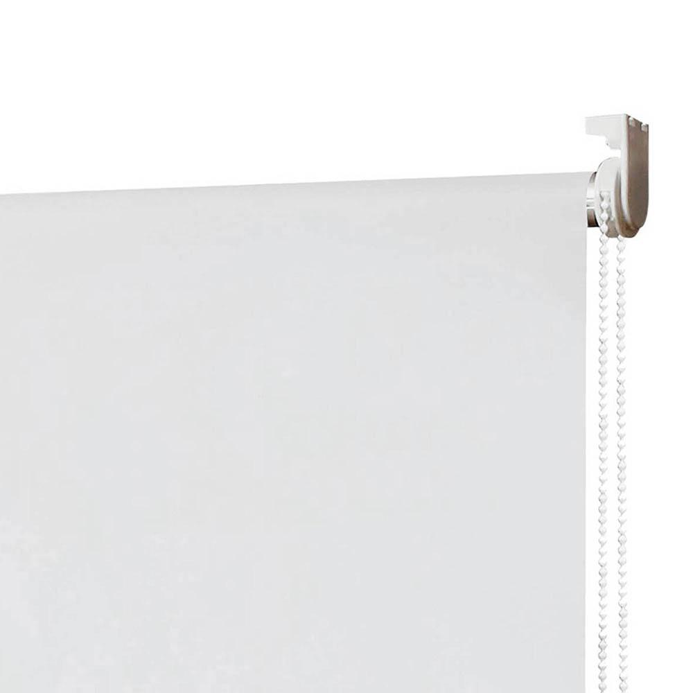 Persiana Rolô Blackout Nouvel - 1,60x2,20m - Branca