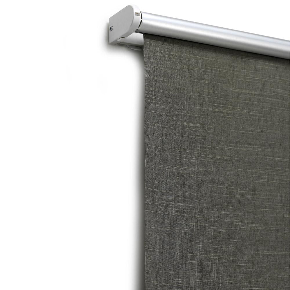 Persiana Rolô Soft Linho - 1,40x1,60m - Marrom