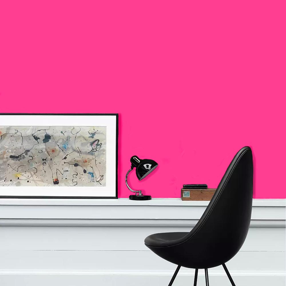Revestimento Autoadesivo Rolo com 2m - Pink Magenta