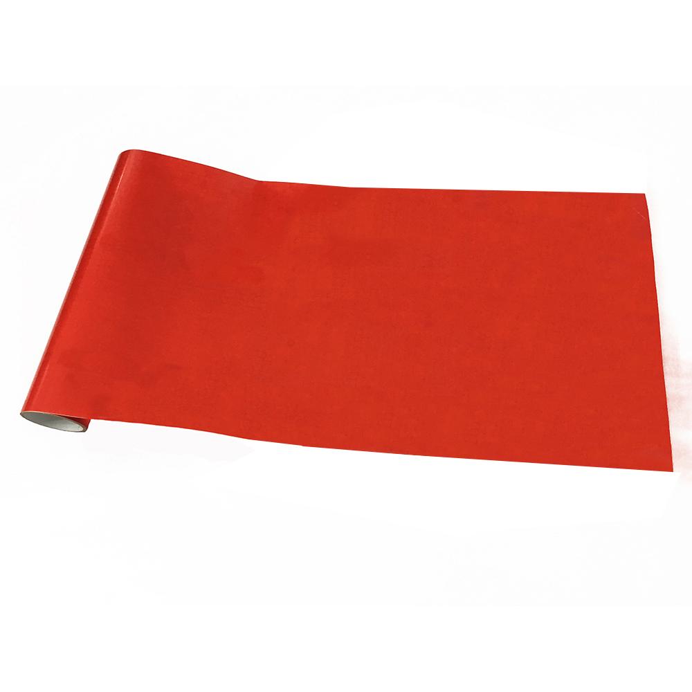 Revestimento Autoadesivo Rolo com 2m - Vermelho