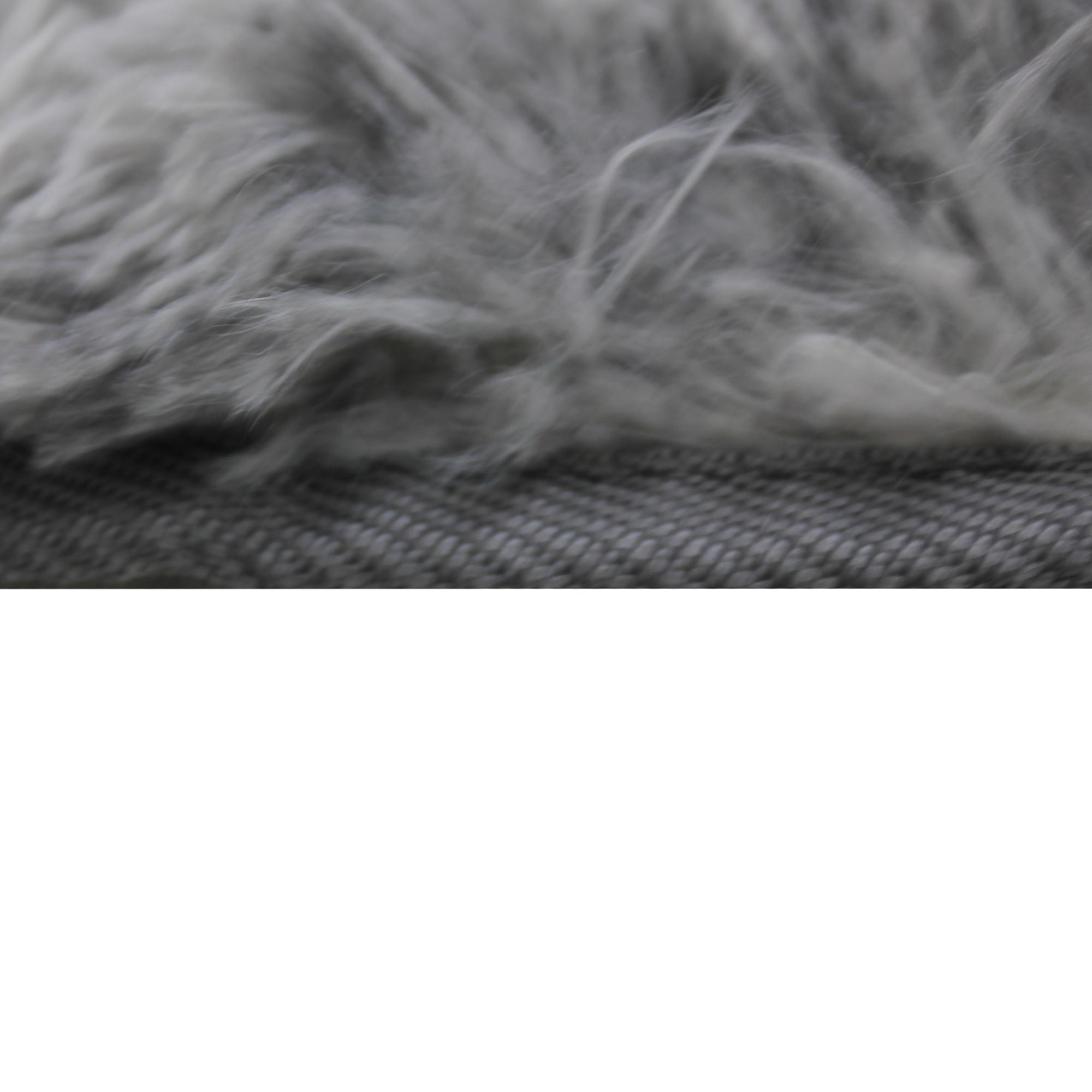 Tapete Print 1,00 x 1,40m Tie Dyed Cinza