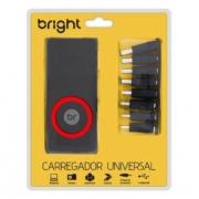 Carregador universal Bright p/ Notebook
