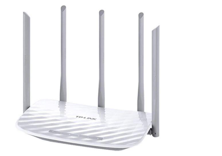 Roteador Tp Link ac1350 5 antenas dual band c60