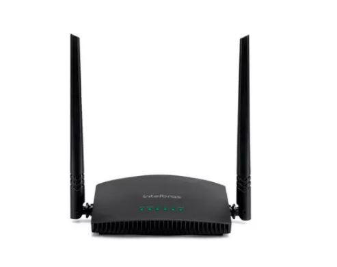 Roteador Wireless 300Mbps Intelbras RF 301K com 2 Antenas
