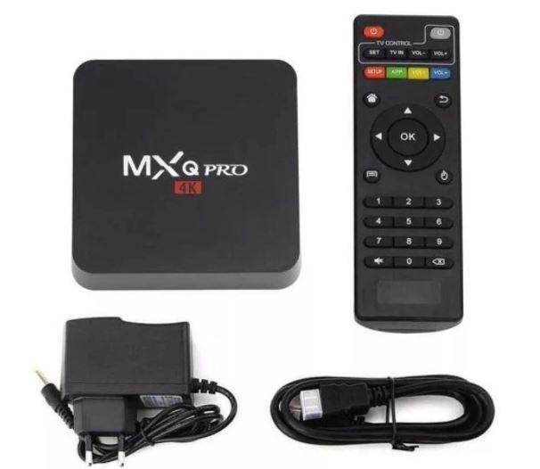 Tv Box 4k Pro
