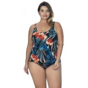Maiô Inteiriço Plus Size Compressão 7253368
