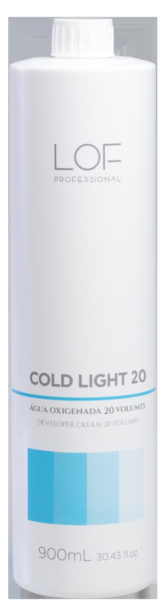 Água Oxigenada 20 volumes Cold Light