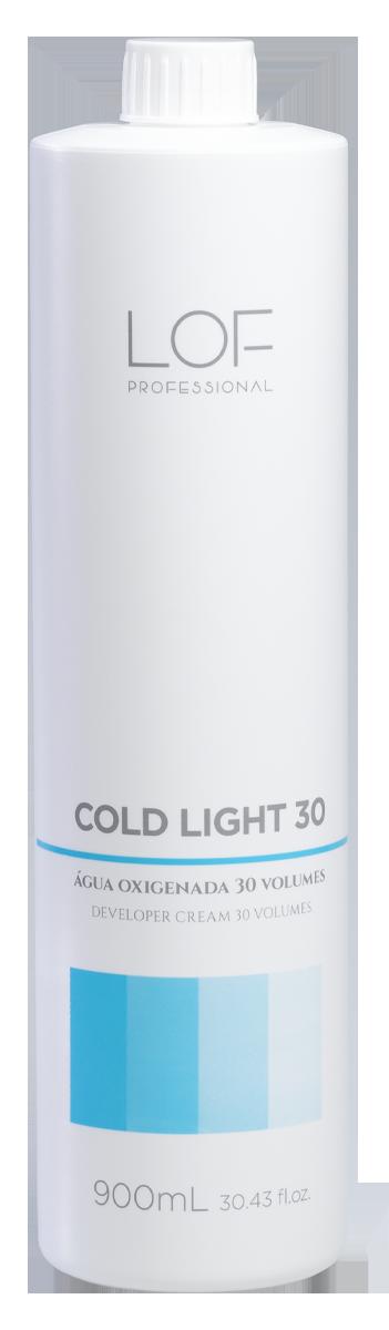 Água Oxigenada 30 volumes Cold Light