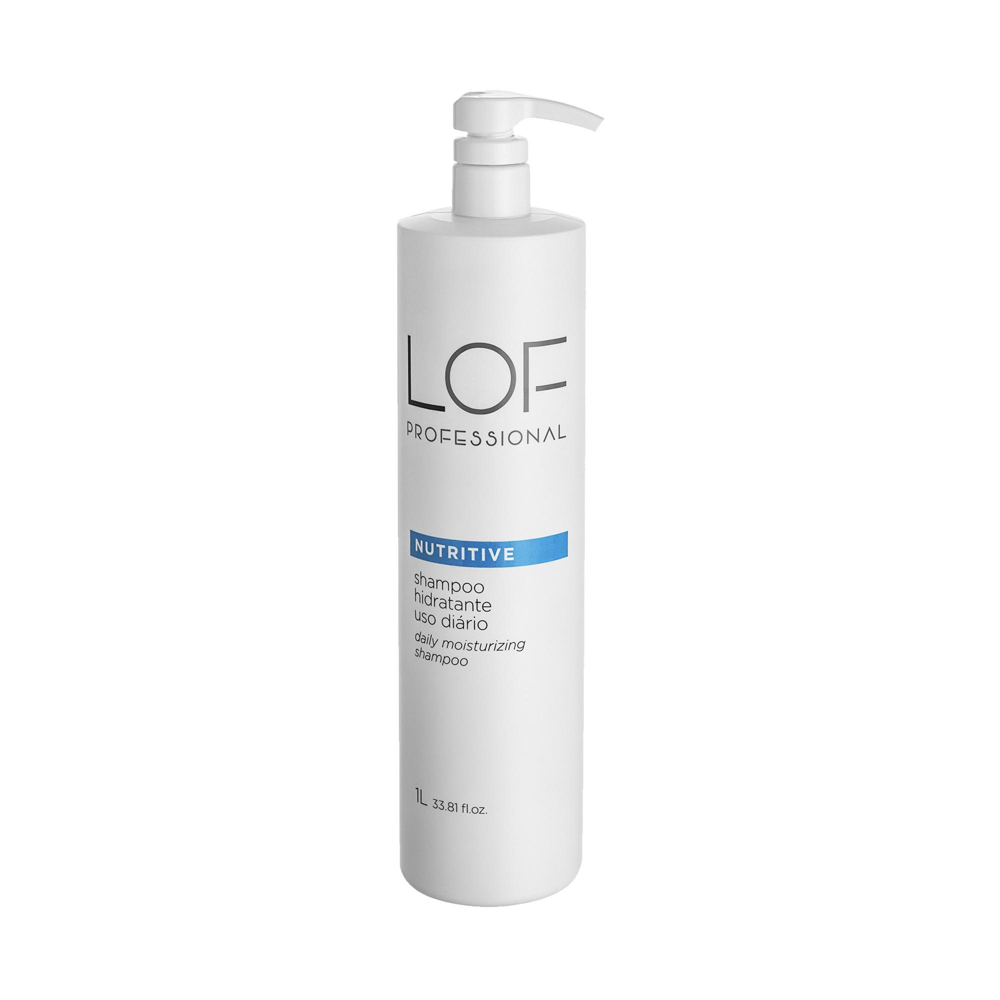 Shampoo Hidratante Nutritive Uso Diário 1L