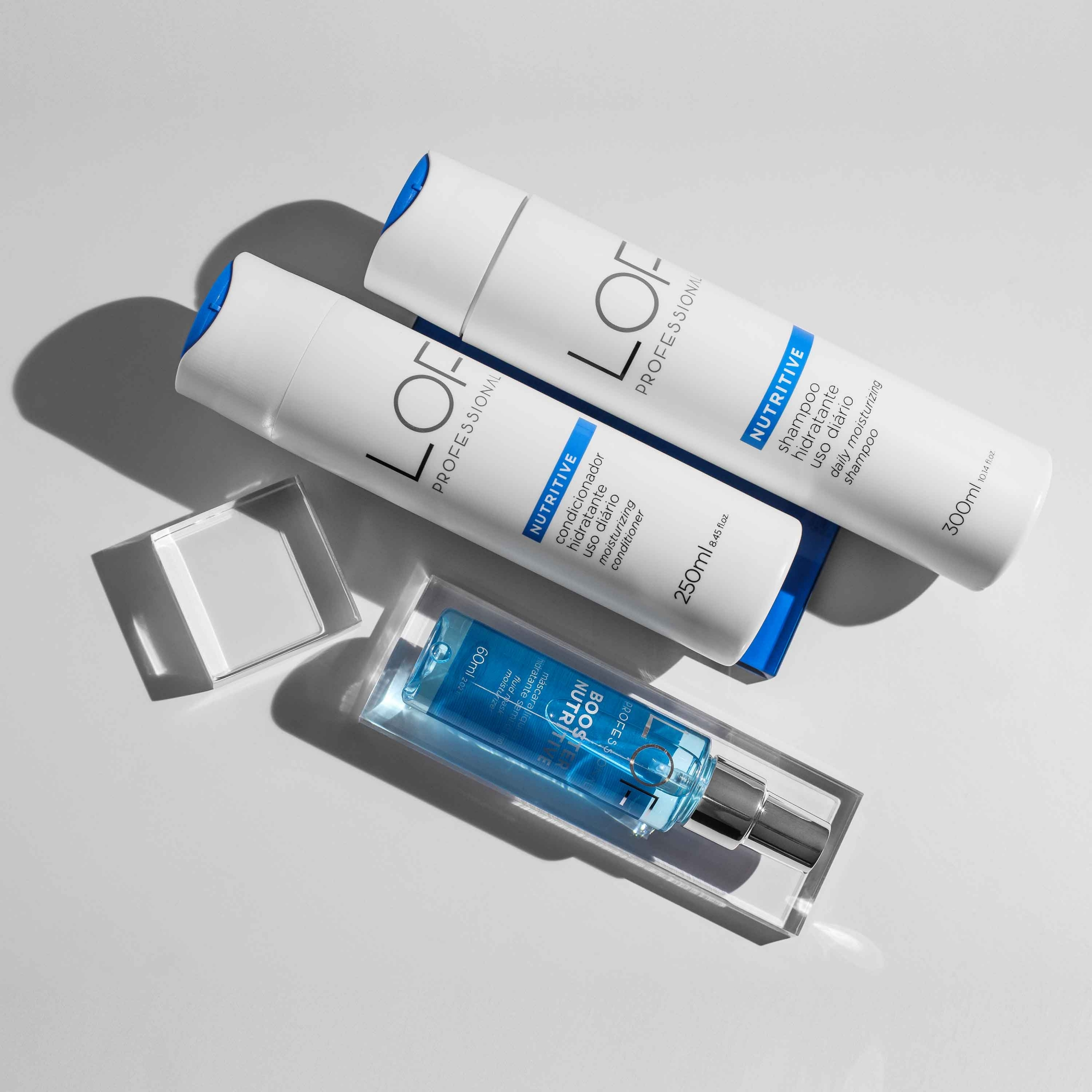 Shampoo Hidratante Nutritive Uso Diário 300mL