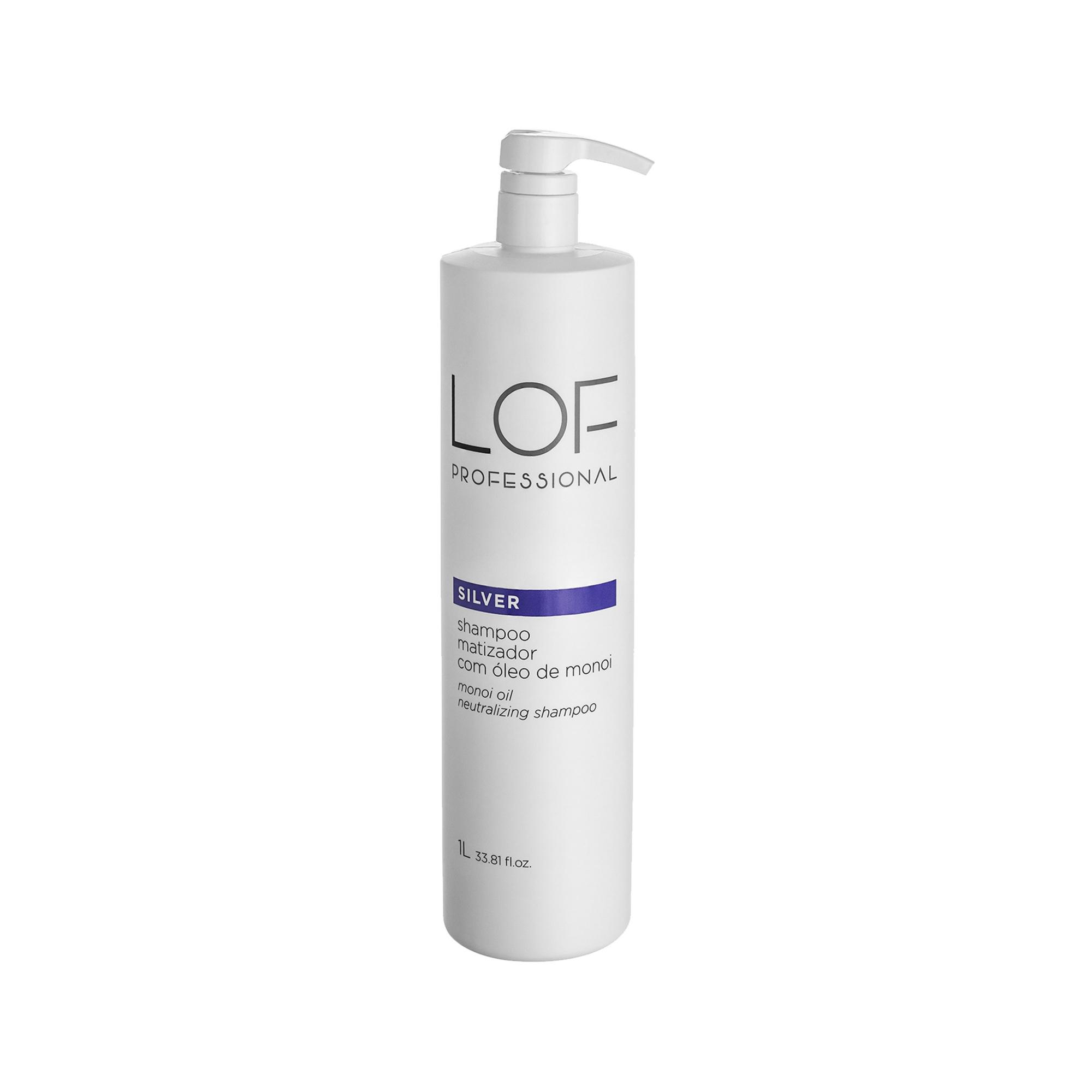 Shampoo Silver Matizador 1L