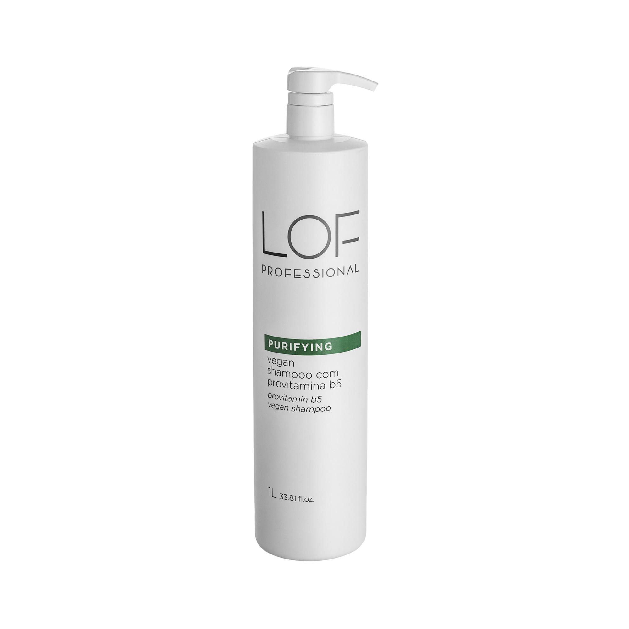 Vegan Shampoo Purifying 1L