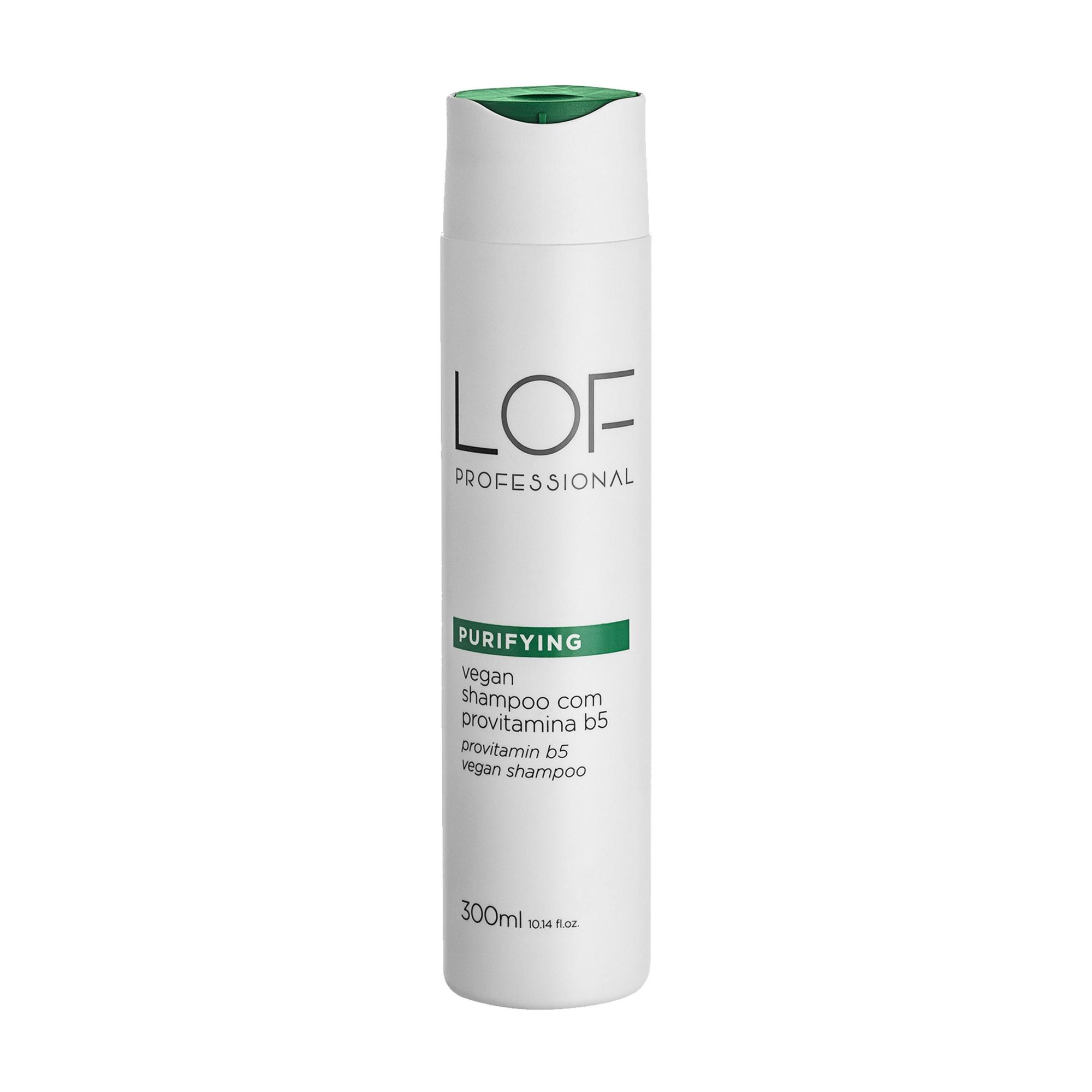 Shampoo Vegano Purifying Vegan 300mL