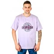 Camiseta Espiral Lilás