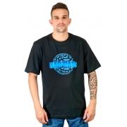 Camiseta Espiral Preta