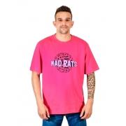 Camiseta Espiral Rosa